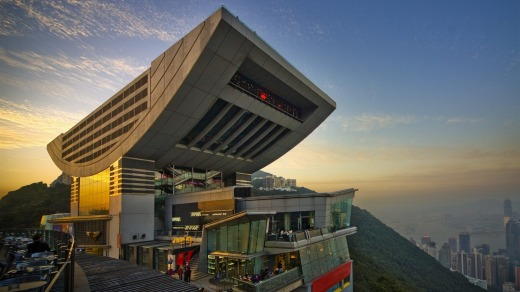 the peak tower hong kong top attractions