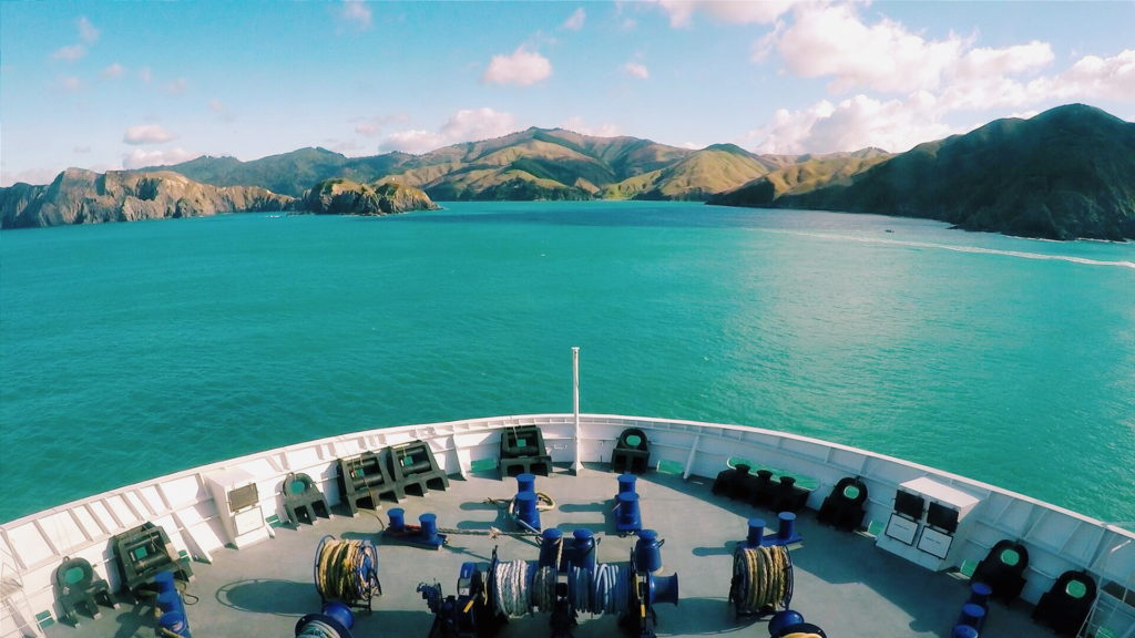 The Magnificent Cook Strait Crossing with Interislander Ferry