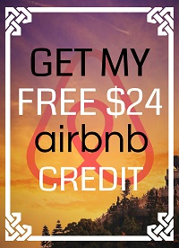 FREE AIRBNB CREDIT
