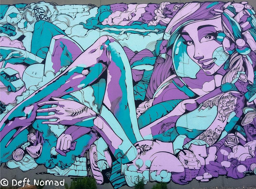 15 Eye Catching Street Art in Quake City Christchurch