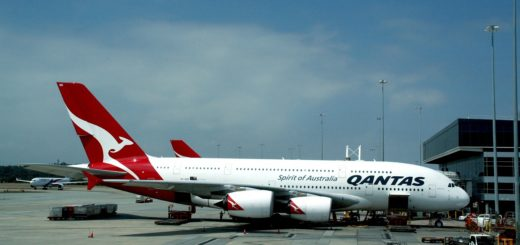 Layover at Melbourne Tullamarine Airport