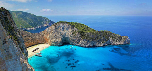 top greek island for holiday